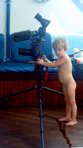 our filmographer