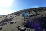 volcano post