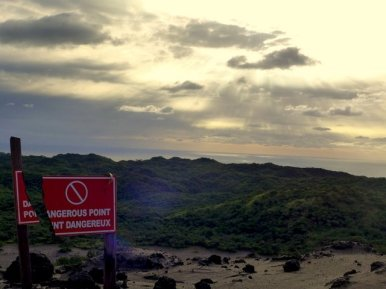 we did not cross the dangerous point....or did we ;)