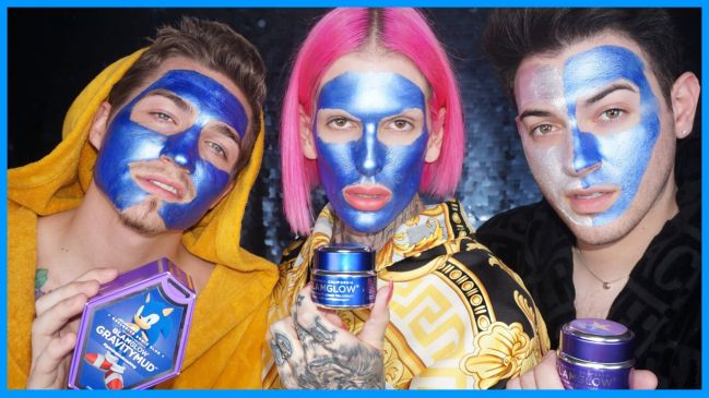 Mascarillas glamglow sonic edition