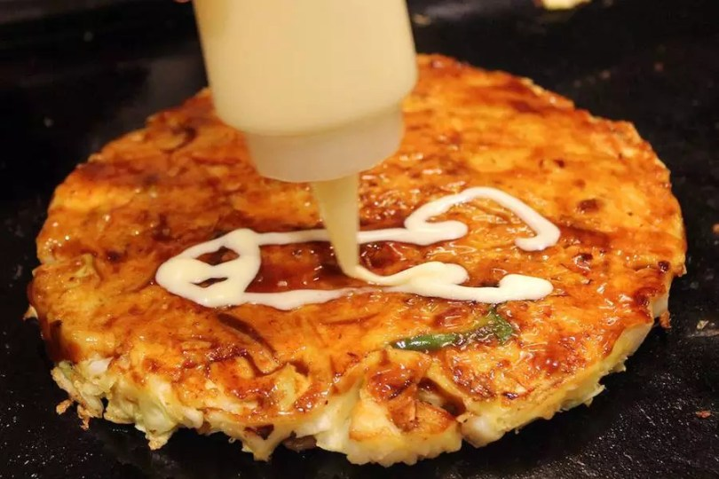 Okonomiyaki de Kainsai (Foto: Divulgação/Restaurante Tokyo Diy)