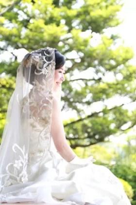 Agência japonesa lança serviço de sessão de fotos de casamento para noivas 'sem noivo' (Foto: Divulgação/Cerca Travel)