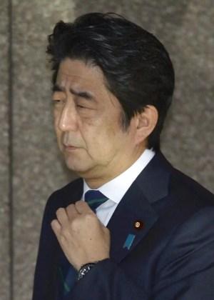 Shinzo Abe (Foto: Kyodo)