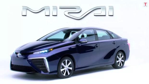 Toyota Mirai (Imagem: Reprodução/YouTube/Toyota/Edição MN)