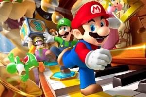 Mario (Foto: Divulgação/Nintendo)