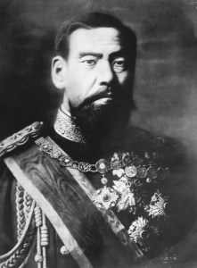 Imperador Meiji (Foto: Kyodo/Agência da Casa Imperial Japonesa) Todos os direitos reservados.