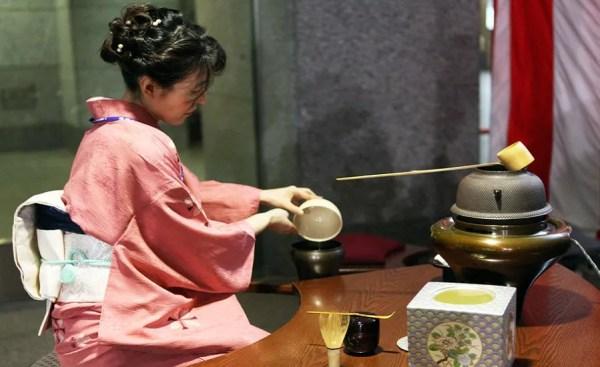 Cerimônia do Chá (Foto: Aflo Images)