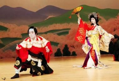 Teatro Kabuki (Foto: Kabukiza Theatre Tokyo)