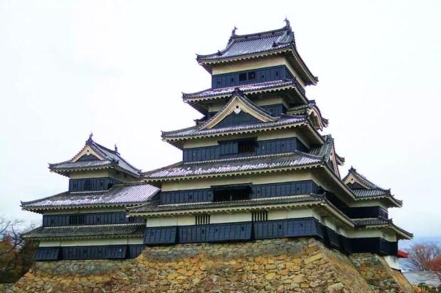 Castelo de Matsumoto (Foto: Only in Tokyo Tour)