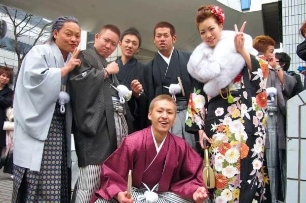 Seijin No Hi: Dia da Maioridade no Japão (Foto: Shutterstock)