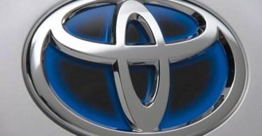Emblema da Toyota (Foto: Montagem Mundo-Nipo) Todos os direitos reservados.