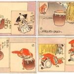 Folclore japonês: Shojo, o protetor do saquê sagrado
