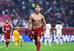 Firmino fez gol da vitória ao Liverpool sobre o Flamengo | Foto: Fifa/Getty