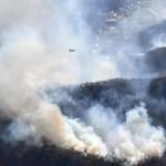 Japão emite alerta por incêndio florestal no leste do país