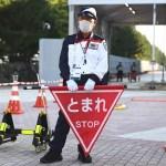 Jogos de Tóquio: urso invade estádio de softbol em Fukushima