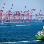 Exportações do Japão desaceleram ao ritmo mais lento em 7 meses