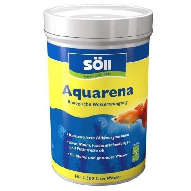 Alimentos para peces de estanque aquarena 250 gramos for Comida para peces de estanque