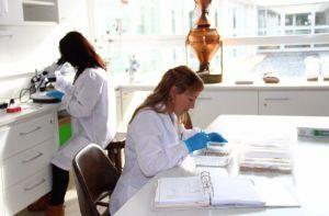 laboratorio de semillas