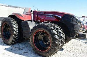 tractor autonomo