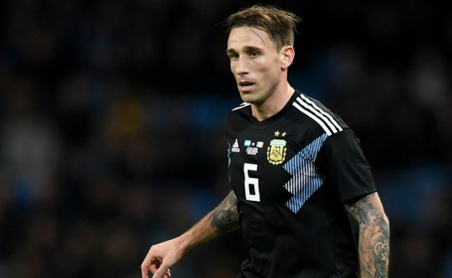 Lucas Biglia On Argentina Team We Are Going To Shoot Our