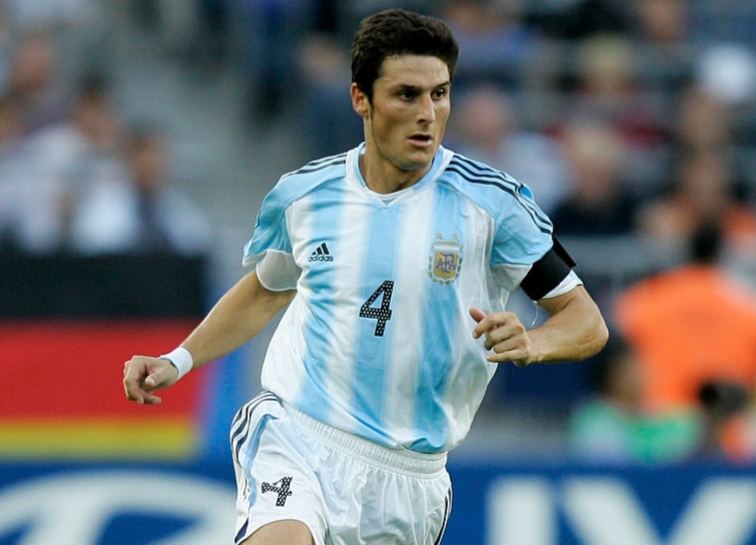 Javier Zanetti speaks about the Argentina national team, Lionel ...