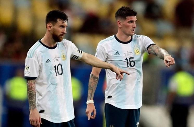 "Rodrigo De Paul: ""When I'm with Messi, I'd live moments I wouldn't believe""  | Mundo Albiceleste"