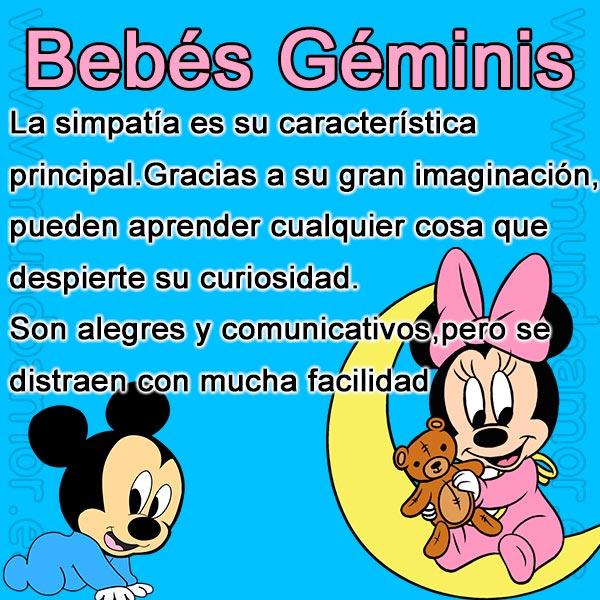 Bebes Geminis