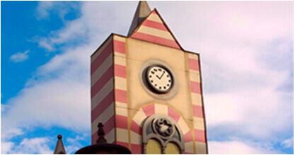 Monasterio Inclinado