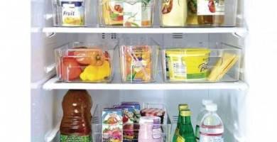 organizador frigorifico