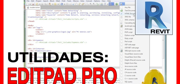 editpad pro autocad script