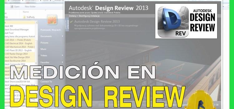 tutorial design review presupuestos