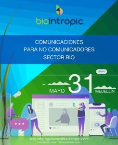 Promo comunicaciones para no comunicadores
