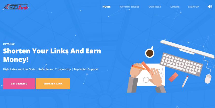 cpmlink la mejor forma de ganar dinero gratis