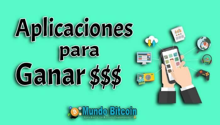 aplicaciones móviles para ganar dinero gratis