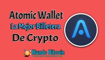 atomic wallet la mejor billetera de criptomonedas