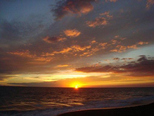 Foto por Byron Girón Estrada - Playas de Monterrico,Guatemala. **Monterrico beach