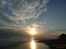 Foto por Gustavo De Paz – Playa Sipacate.