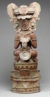 Incensario Maya para ofrendas, foto por odisea2008.com 2