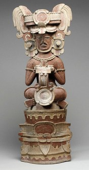 Incensario Maya para ofrendas foto por odisea2008.com 2 - Galería - Fotos del Arte Maya