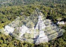 La Danta Oxwell Lbu - Fotos de Construcciones de los Mayas y sus Descendientes