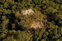La Danta foto por Ivan Castro Guatemala - El Mirador, Petén - Ciudad Maya