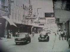 La Sexta Avenida en 1977 foto por Jose L. Lopez G 2 - Galería de Fotos - La Historia del Paseo de la Sexta Avenida
