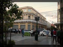 La Sexta Avenida zona 1 foto por Edi Hernandez - Galería de Fotos - La Historia del Paseo de la Sexta Avenida