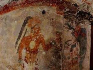Murales impresionantes que cuentan la historia de los mayas, foto por patriagrande.com
