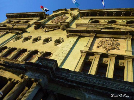 Palacio Nacional de la Cultura. Fotografía David Gt Rojas.
