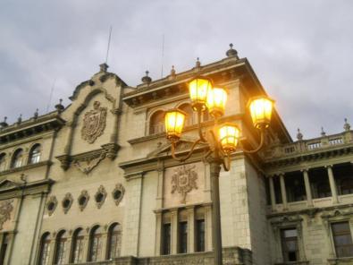 Palacio Nacional de la Cultura. Fotografía de Carlos Samuel Gómez.
