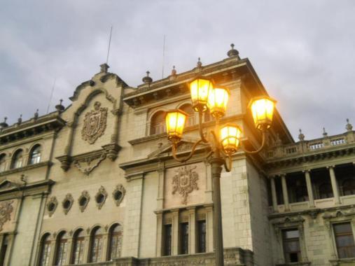 Palacio Nacional de la Cultura. Fotografía de Carlos Samuel Gómez. - Guía Turística - Palacio Nacional de la Cultura, Guatemala