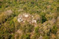 La Danta, una de las piramide más grande del mundo.