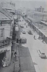 La Sexta Avenida, año 1977 - foto por Jose L Lopez G