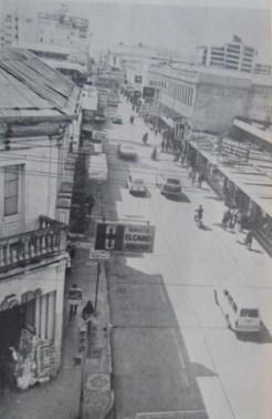 Sexta Avenida 3 año 1977 Jose L Lopez G e1358725247983 - Galería de Fotos - La Historia del Paseo de la Sexta Avenida